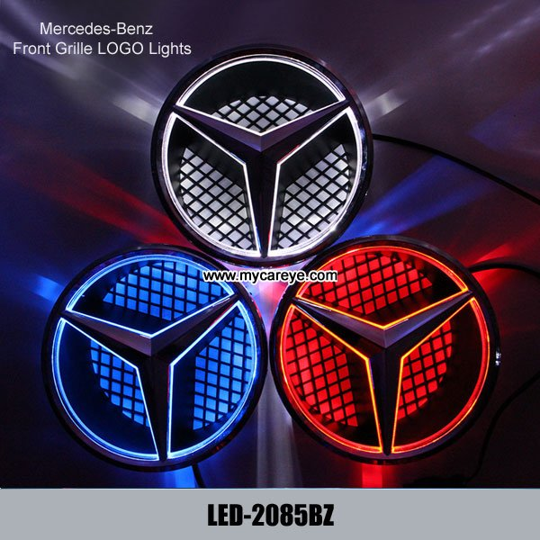 Products car external led lights buy led fog lamp led for Mercedes benz symbol light