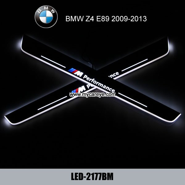 Bmw Z4 2009 For Sale: Products / LED Moving Door Scuff_Buy Led Fog Lamp