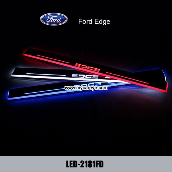 Ford Edge Logo Car Door Courtesy Lights Water Proof Welcome Pedal_buy Led Fog Lamp Led Fog Lamp For Car Day Running Light Kit Drl