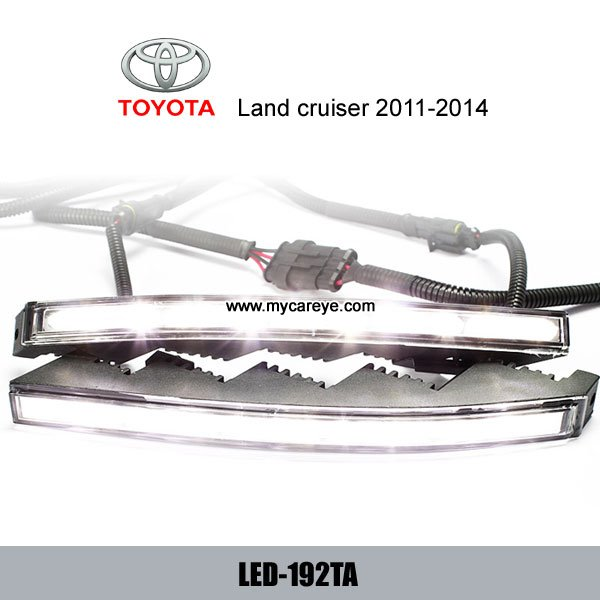 2010 2014 Land Rover Discovery Lr4 Performance Led Drl: -- Open Swith ACC,DRL Reaches To 100% Lightness
