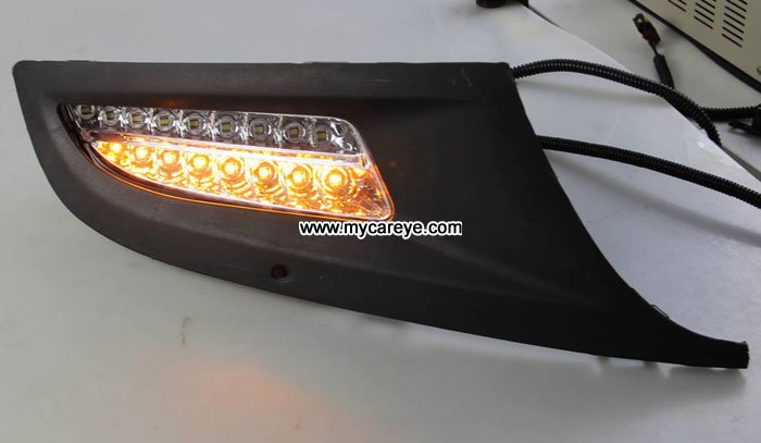 how to turn on fog lights on volkswagen polo