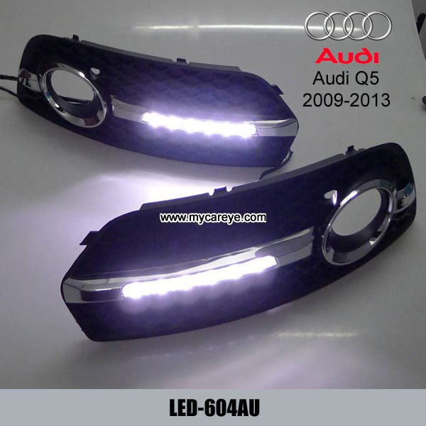 AUDI Q5 LED cree DRL day time running lights drivi